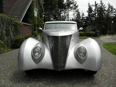 1937 Replica/Kit Makes  1937 Ford Wild Rod Roadster