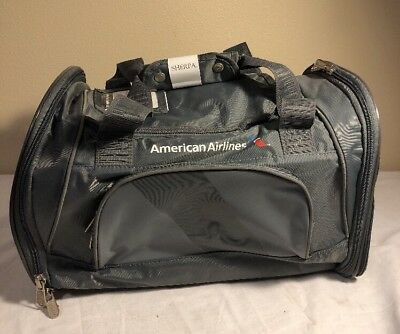 Sherpa American Airlines Duffle Pet Carrier cebe6c7705aa7
