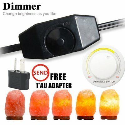 Hobbies Electric Salt Lamp Cord With Full Range Dimmer Switch And Wire M2