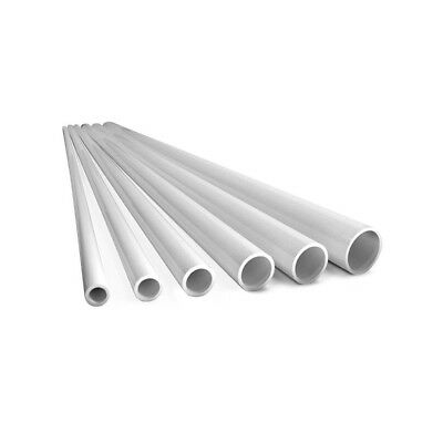 Any Size Customized White Pvc Pipe