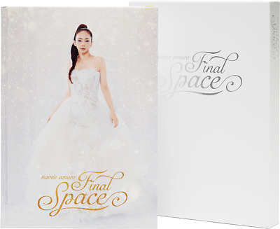 NEW Namie Amuro Final Space Archive brochure Seven Net Limited 25 years history