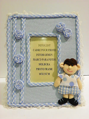 Picture photo frame baby little boy decoration first memories gift  really cute