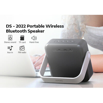 DOSS DS-2022 Outdoor Portable Wireless Bluetooth V4.1 Stereo Speaker Mini Player