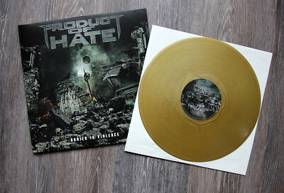"LP  Schallplatte  Product of Hate  ""Buried in Violence"" limited"