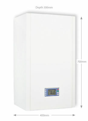 New Ravenheat CS80 25kW High Efficiency Combi Boiler + Free Flue & Clock 2 years