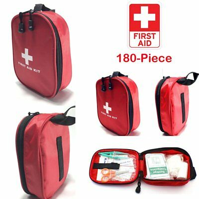 OKUN 180x Premium First Aid Kit Emergency Medical Bag Set Home Car Taxi Travel