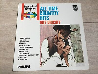 Schallplatte LP Vinyl Roy Drusky ALL TIME COUNTRY HITS