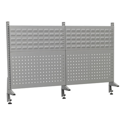 APIBP1500 Sealey Back Panel Assembly for API1500 [Industrial Workstations]
