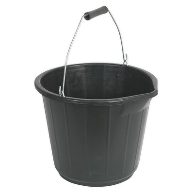 BM16 Sealey Tools Bucket 14ltr Composite [Janitorial] Buckets Water Container
