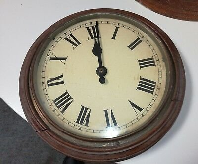 vintage gillett and johnson electroc slave clock