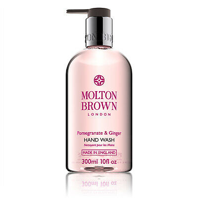 Molton Brown Pomegranate & Ginger Sweet Cardamom Oil Hand Wash - 10fl oz / 300ML