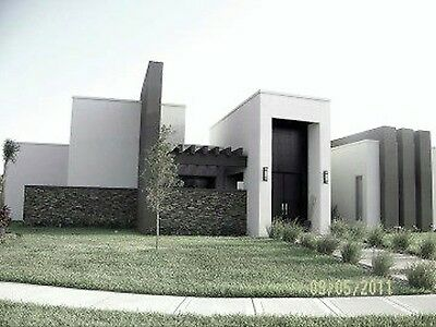 house plans***3/3/2_ 2,364 ft *** Gorgeous One Story***Full Set***IHP_001.dwg