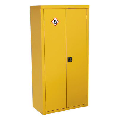 FSC03 Sealey Flammables Storage Cabinet 900 x 460 x 1800mm [Cabinets]