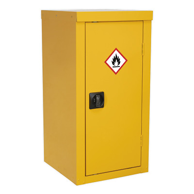 FSC04 Sealey Flammables Storage Cabinet 460 x 460 x 900mm [Cabinets]