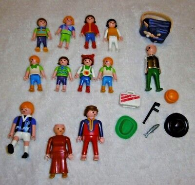 Playmobil Children and Adult Figures + Accessories and Spare Parts