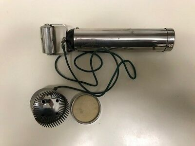 """Very Old Electric Stimulator Used By Doctors In The Old Days To """"heal"""" ."""
