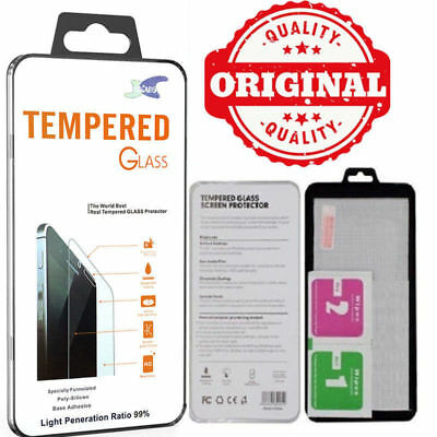 Gorilla Clear Tempered Glass Film Screen-Protector For Various Samsung-Galaxy