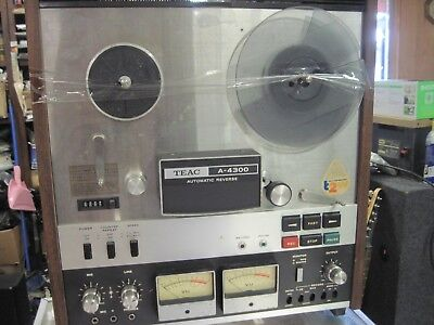 Teac A4300 Reel To Reel With Automatic Reverse (Parts Only)