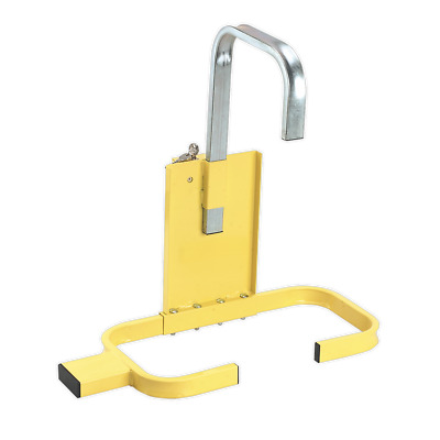 PB397 Sealey Wheel Clamp with Lock & Key [Vehicle Clamps & Barriers]