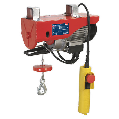 PH250 Sealey Power Hoist 230V/1ph 250kg Capacity [Lifting] Hoists Lifting Tackle