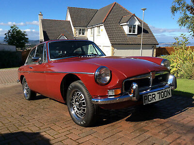 1974 MGB GT V8 Damask Red LOVELY Massive Restoration One of the Best in the UK