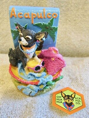 Claire's Chihuahua - Uniquely Depicts Its City - Acapulco - 2002 - Brand New