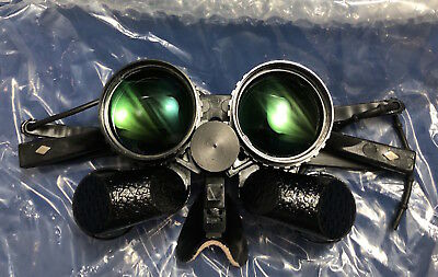 Beecher Mirage 7X Binocular/Loupes - New With Soft Case, Instructions, Tools