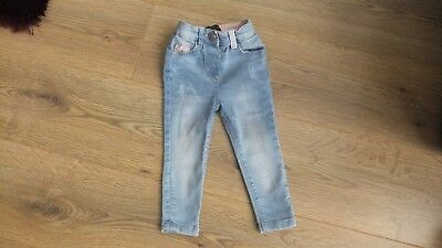 Girls Skinny Jeans Age 9/12 Months