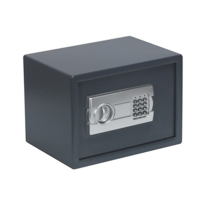 SECS01 Sealey Electronic Combination Security Safe 350 x 250 x 250mm