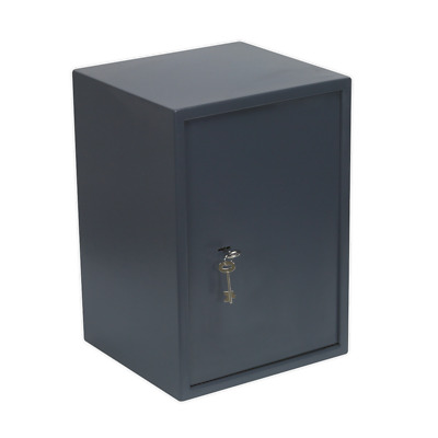 SKS04 Sealey Key Lock Security Safe 350 x 330 x 500mm [Safes & Security] Safes
