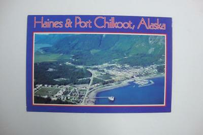 500) Haines Alaska ~ Lynn Canal ~ Port Chilkoot ~ First Permanent Us Army Post