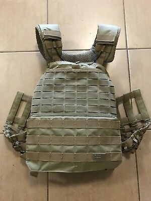 Crossfit, Military, 5.11 Tactical Plate Carrier Weight SAPI training plates