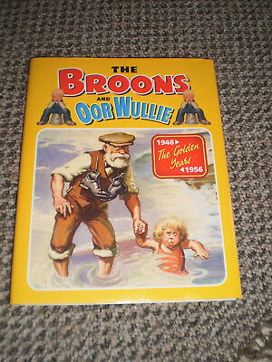 The  Broons  and  Oor Wullie : The Golden Years 1946-56: D.C.Thomson & Co