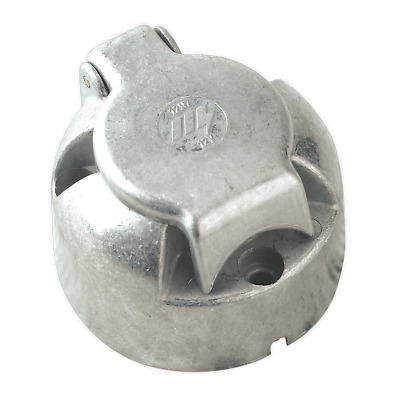 TB08 Sealey Towing Socket N-Type Metal 12V [Towing Accessories]