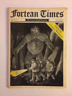 Fortean Times Magazine Issue 31 (Spring 1980)