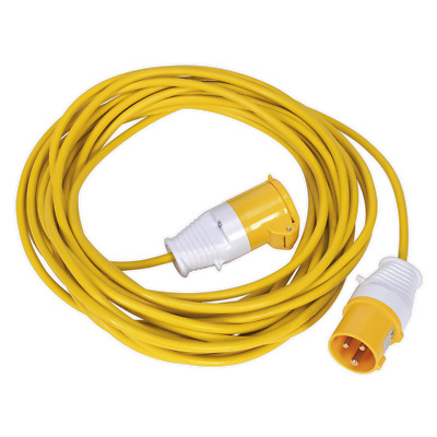 TR14/2.5/110 Sealey Extension Lead 14mtr 2.5mm² Cable 110V [Transformers]