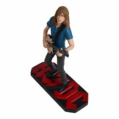 AC/DC Knucklebonz Rock Iconz Malcolm Young Statue with Forearm Issue #1101/3000