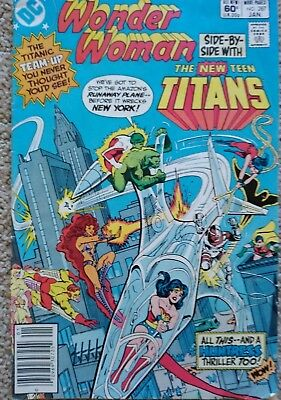 Wonder Woman with the New Teen Titans No. 287