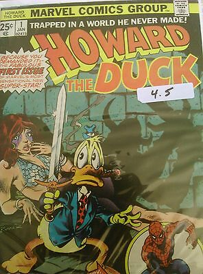 Howard the duck # 1** now includes free copy of 2015 Howard the duck comic #1