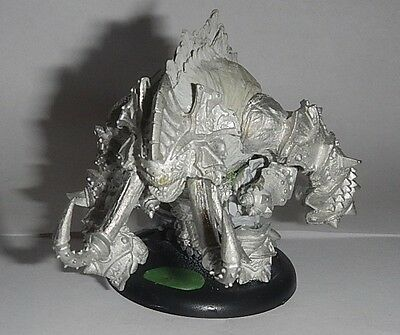 Privateer Press Warmachine / hordes skorne Titan Cannoneer, bronzeback