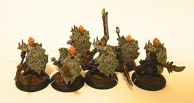 Privateer Press Hordes Skorne 6 Praetorian Karax & 3 Feroxes