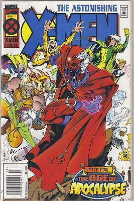 Collectible Marvel Comics The Astonishing X-Men - Age of Apocalypse Mar.1