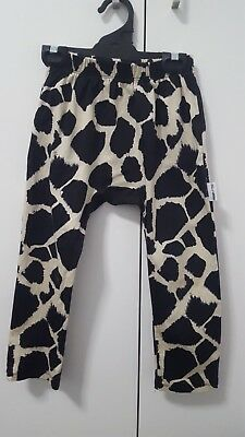 Duke of London boys or girls cow hammer pants. Size 5. Perfect condition