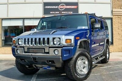 2007 Hummer H2  low mile free shipping warranty super clean cheap 4x4 rare finance hummer