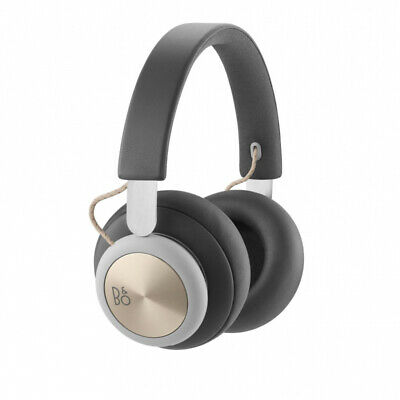 Bang & Olufsen BeoPlay H4 Over Ear Wireless Bluetooth Headphones, Charcoal Grey