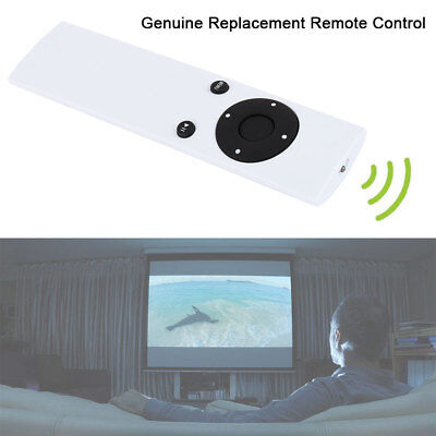 White Genuine Replacement Remote Control For Apple TV TV2 TV3 TV4 All Gen Hot