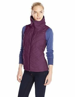 50151591958 Columbia Women s Mix It Around Vest Water Resistant Quilted Athletic Vest  New