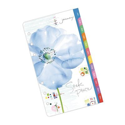 """Day-Timer Two Page per Week Planner Refill, January 2019 - December 2019, 3-3/4"""""""
