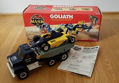 M.a.s.k  Kenner Goliath