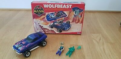 M.A.S.K  Mask Kenner Wolfbeast